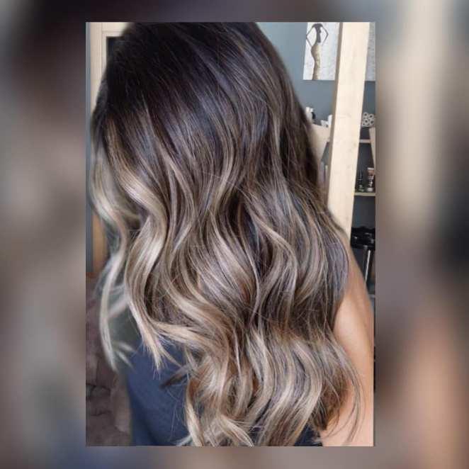 salonsibelkuafor 66940057 1327761137397107 2243929621290791667 n - Sombré Hair: O Que é, Tons, 50 Fotos inspirações, Dicas