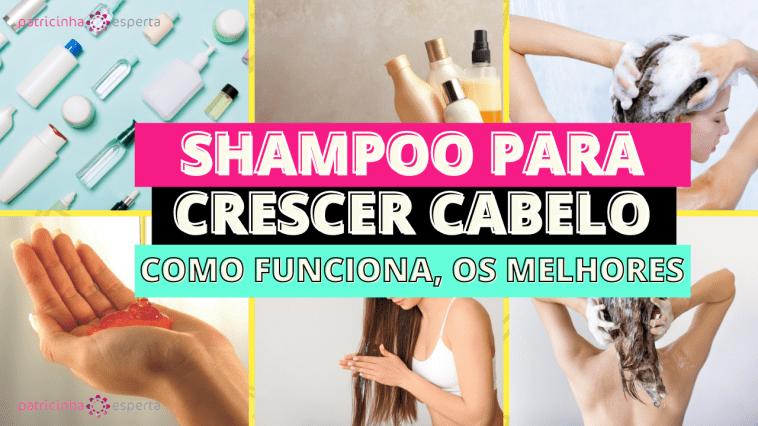 Como Escolher o Shampoo Certo 14 - Shampoo para crescer cabelo: funciona?