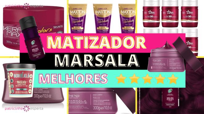 Como Escolher o Shampoo Certo1 2 - Matizador Marsala – Conheça as melhores marcas e como usar