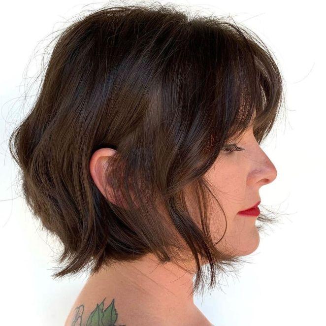 butterflyloftsalon 240443827 519015679171547 3832382010886814244 n - Cortes para cabelos finos e ralos: fotos, tendências