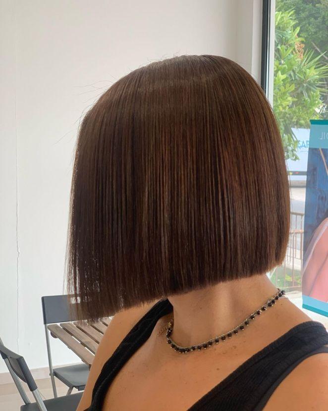 halo exclusive hair salon 243561764 575806567180633 3542652685343910324 n - Como Engrossar As Pontas Ralas Do Cabelo?