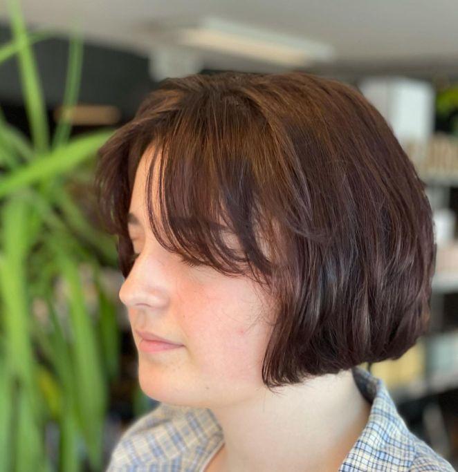 ina zaxizfrisor 241125381 380034567021742 3608579720421911869 n - Cortes para cabelos finos e ralos: fotos, tendências