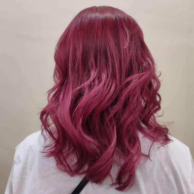 ione hairstylist 74954867 1937375959742568 8274389781690560122 n - Cortes para cabelos finos e ralos: fotos, tendências