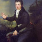 Retrato de Ludwig van Beethoven por Joseph Willibrod Mähler (1778-1860), pintado entre 1804 y 1805