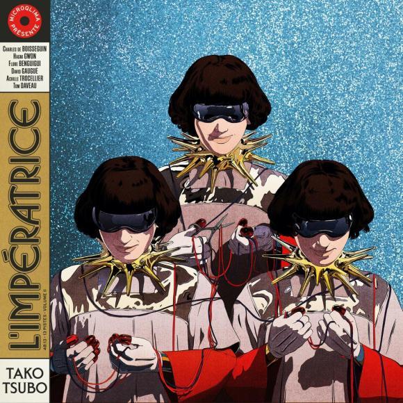 13 - L'Impératrice - Tako Tsubo