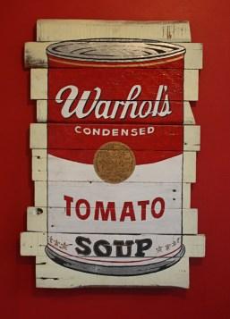 . . .only at War'lmart wood wall art
