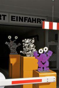 Monster in nh-Hotel Erlangen