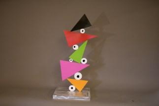 Sie tanzten im Dreieck