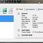VirtualBox met Ubuntu Linux