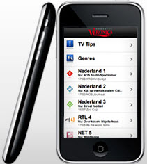Veronica Magazine op je iPhone en iPod Touch