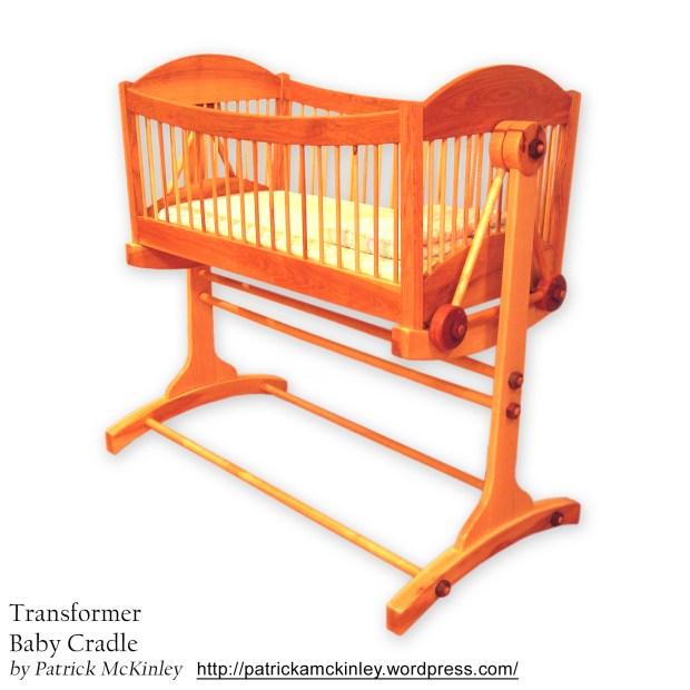 Diy Baby Bed Plans
