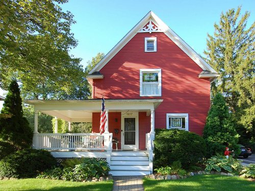 New Listing in Plymouth: 1217 Penniman Avenue – Historic Victorian Home for Sale in Downtown