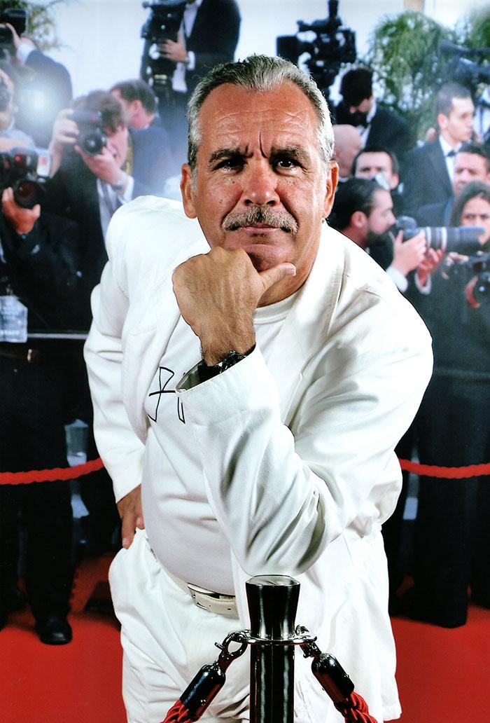 Patrick Baucelin au Festival de Cannes