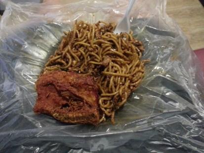 Mee Goreng Ayam