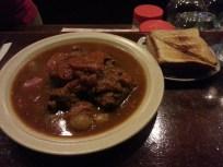Oxtail stew (Bert's Keller)