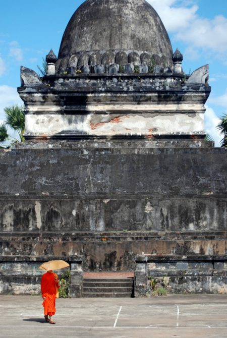 Luang Prabang: Wat Wisunalat