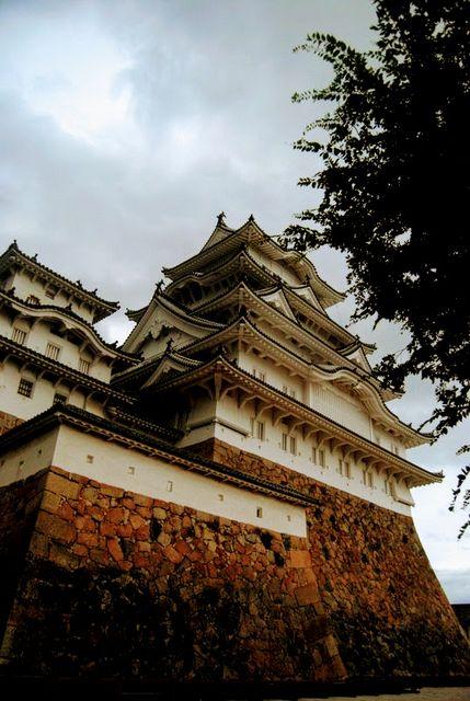 Visiting Himeji Castle