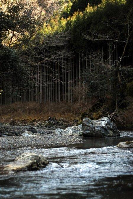 The hike from Takao to Kiyotaki