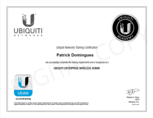 UEWA - Ubiquiti Enterprise Wireless Admin