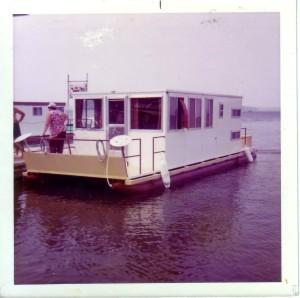egan marine houseboat