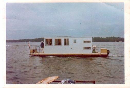 Egan Houseboat, Jim Egan, Egan Marine