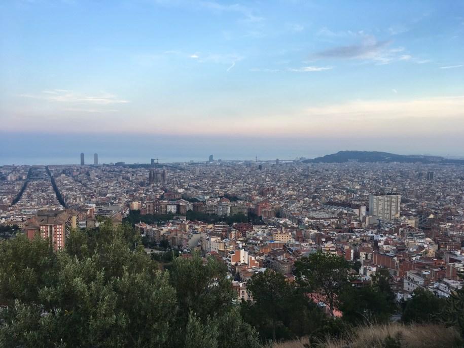 Bunkers Barcelona Views