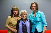 Patti LuPone, Betty Corwin and Kathy Henderson