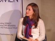 Panelist, Theresa Hubbard, Program Associate for Fiscal Sponsorship, Fractured Atlas