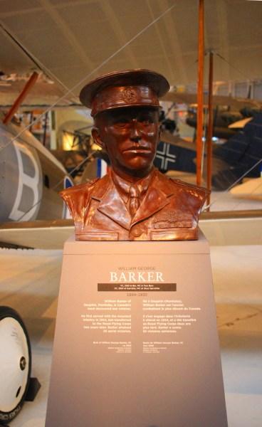 Lt. Col. Barker VC