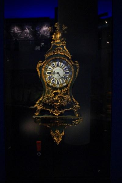 1700s clock