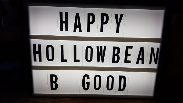 Happy Hollow Bean