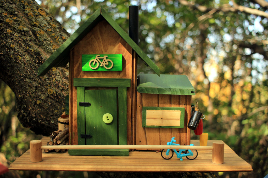 Pixie Village - Bike Shop