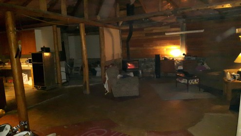 Living room, too...
