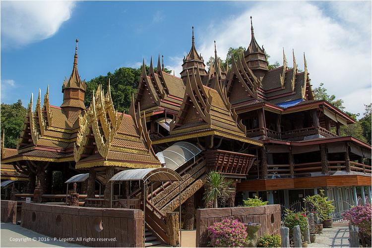 Wat Sangkhatan - Nonthaburi