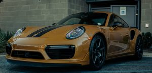Porsche 911 Turbo S & Speedster