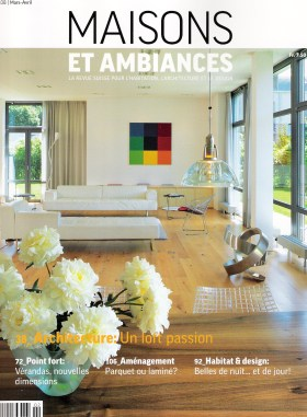 MaisonEtAmbiance - Patrick Naggar