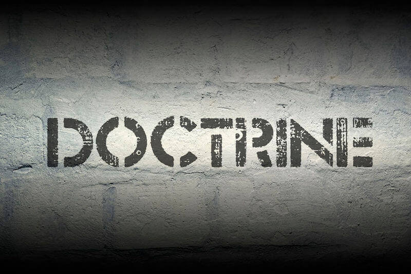 Four types of doctrine-Daily devotional