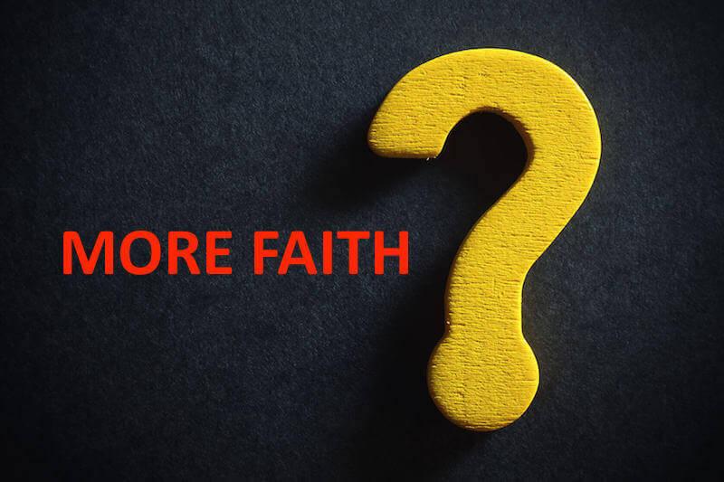 How to get faith-daily devotional