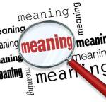 "The meaning of koinonia images showing the word ""meaning"" spelled out on white background"