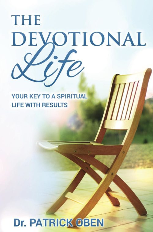Devotional life book cover