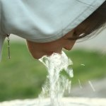 Drink water from your own cistern