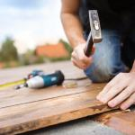 grace abundantly labors in us showing a construction worker