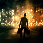 living in the spirit showing a man walking