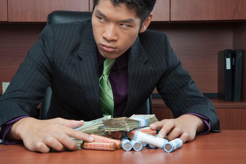 prosperity preachers showing greed for money