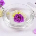 what is sanctification? showing a bowl of flowers