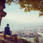 worst prayer requests showing a man sitting alone
