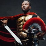 War a good warfare using prophecies showing a roman soldier