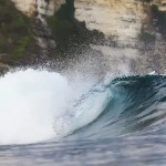 grace wave showing a wave on the sea