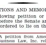 Document Linked To Company Associated With AdSurfDaily Figure Kenneth Wayne Leaming Is Referenced In Congressional Record As 'Claim Against The United States Of America'