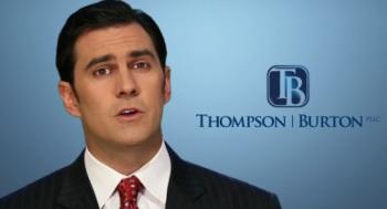 Kevin Thompson of Thompson Burton PLLC.
